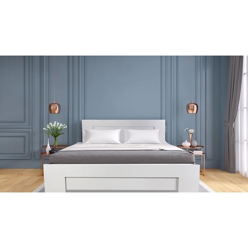 מיטה זוגית דגם 7025 + מזרן מתנה  מבית אולמפיה