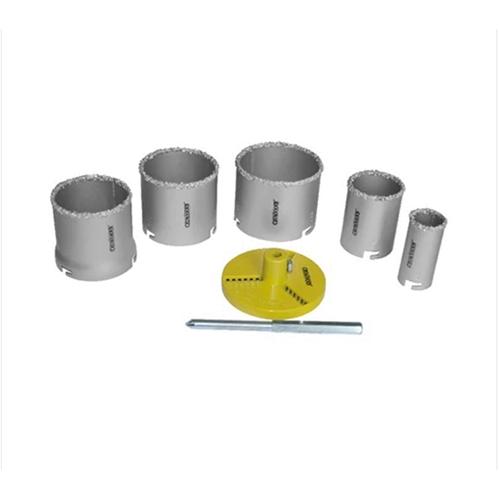 סט כוסות קידוח לבלוק 7 יחידות איכותיות (CROWNMAN)