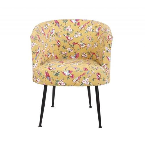 כורסא מעוצבת דגם טורונטו מבית GAROX