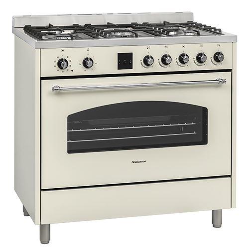 תנור אפיה כפרי משולב 9 תכניות דגם: KL 9006CR