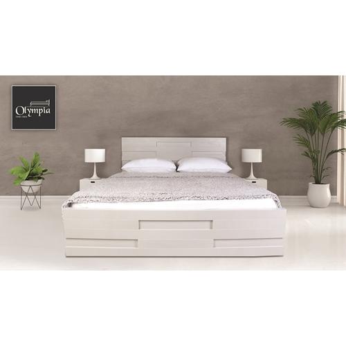 מיטה זוגית מעוצבת דגם 7020 + מזרון מתנה