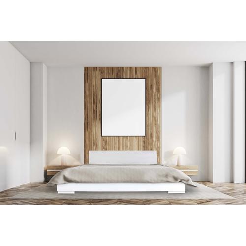 מיטה זוגית מעוצבת דגם 7029 + מזרון מתנה