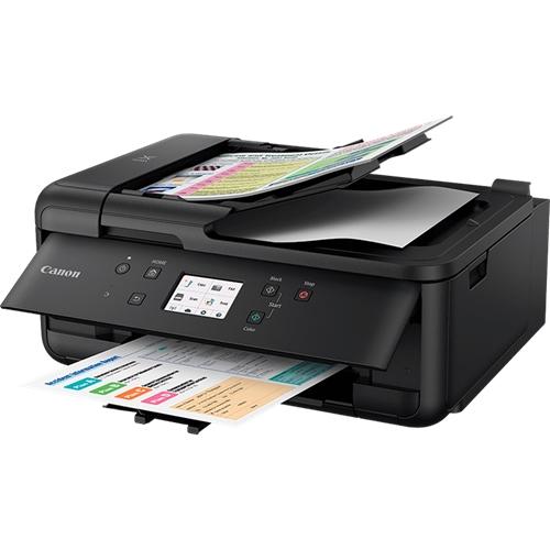 מדפסת אלחוטית משולבת CANON TR7550
