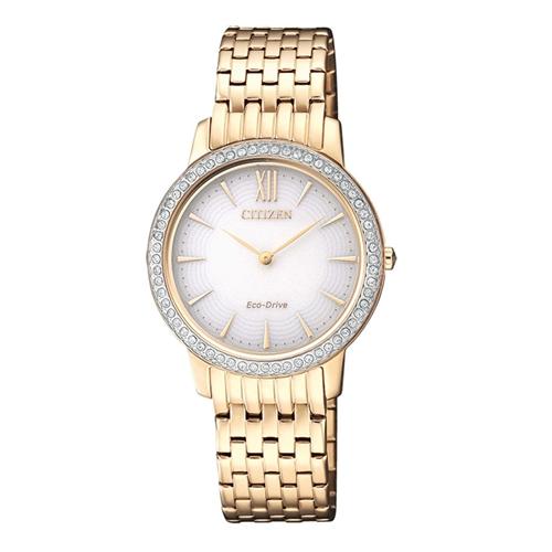 שעון יד לאשה מבית Citizen דגם CIEX148384A