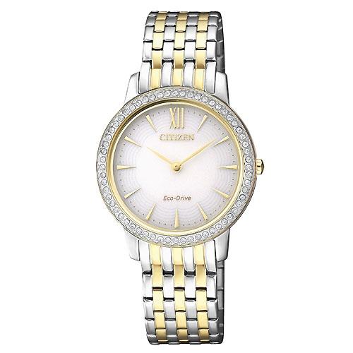 שעון יד לאשה מבית Citizen דגם CIEX148481A