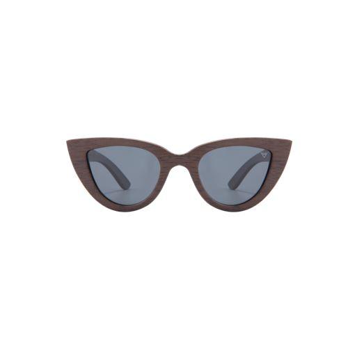 משקפי שמש מסגרת עץ לנשים דגם Bernal