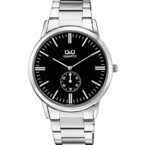 שעון גברים במראה קלאסי המתאים ליומיום ואירועים Q&Q