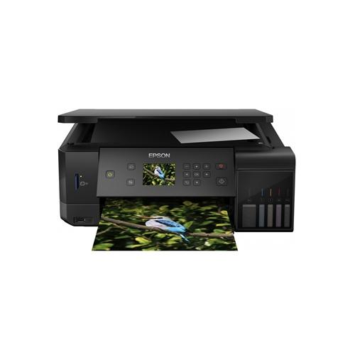 מדפסת פוטו משולבת 5 צבעים L7160 A4 אפסון
