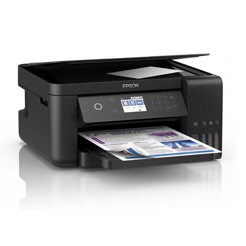 מדפסת משולבת למשרד L6160 A4 אפסון