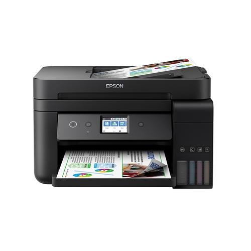 מדפסת משולבת A4 משרדית כולל פקס L6190 אפסון