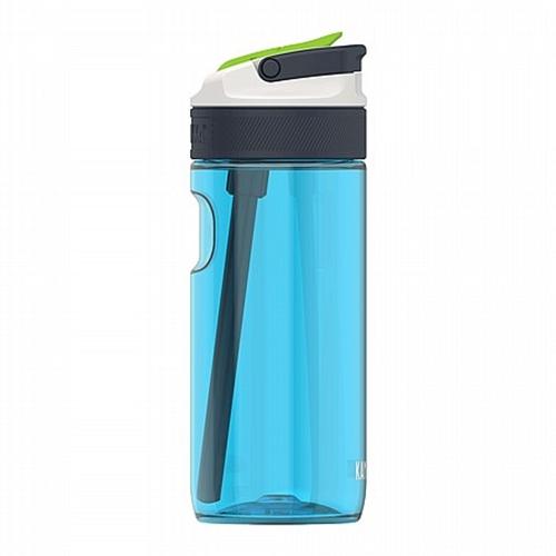 בקבוק שתיה KAMBUKKA מסדרת LAGOON דגם Topaz Blue