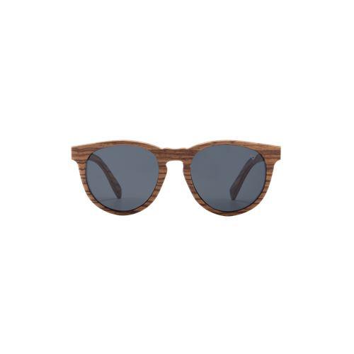 משקפי שמש מסגרת עץ לגברים דגם Milne
