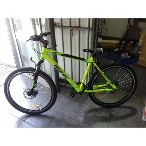 אופני הרים מקצועיות אלומיניום דגם WINNER