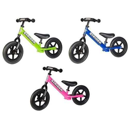 אופני איזון לילדים סטרידר מקורי ללימוד שיווי משקל
