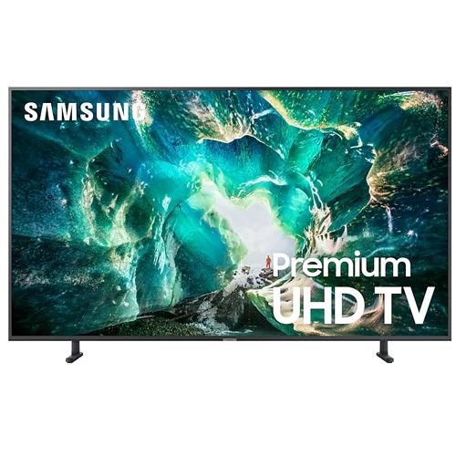 """טלוויזיה """"55 LED SMART 4K דגם: 55RU8000"""