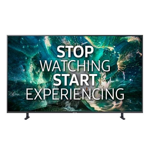"""טלוויזיה """"82 LED SMART 4K דגם: 82RU8000"""