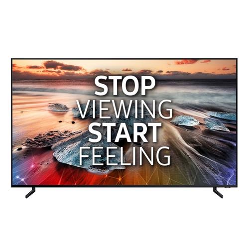 """טלוויזיה """"75 QLED 8K SMART דגם: QE75Q900R"""