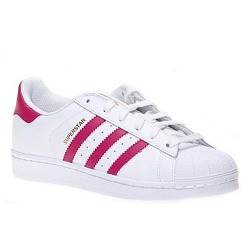 נעלי אופנה נשים ונוער Adidas אדידס דגם Superstar