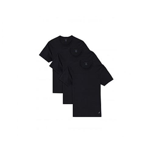 מארז 3 חולצות  בייסיק צווארון עגול Nautica נאוטיקה