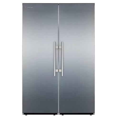מקרר דלת ליד דלת 610 ליטר No Frost תוצרת AMCOR