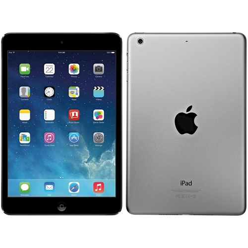 iPad Air 16GB WiFi APPLE - צבע אפור (space grey)