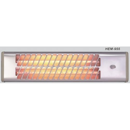 תנור אמבטיה 3 אינפרות Hemilton HEM-955 W1500