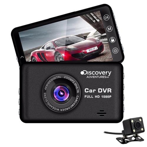 מצלמה קדמית ואחורית לרכב Discovery 1050