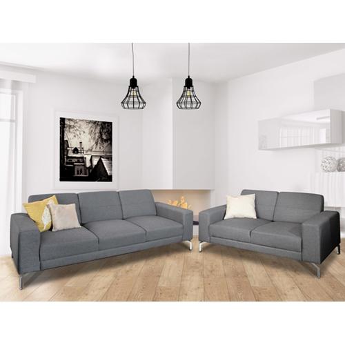 מערכת ישיבה 3+2 דגם ברוקלין מבית Vitorio Divani