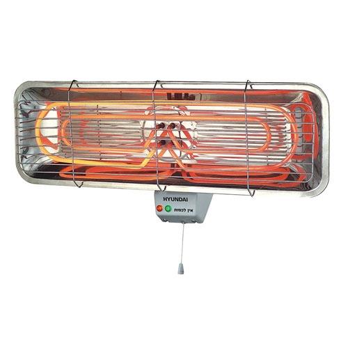 תנור קיר לאמבט יונדאי 2 דרגות חום 2200W