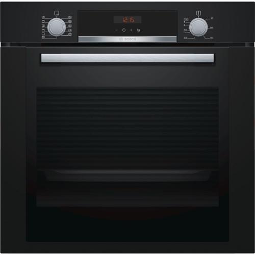 תנור בנוי פירולטי 71 ליטר שחור דגם HBA374EB0