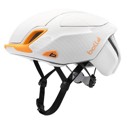 31300 the one road premium white/orange 58-62 cm