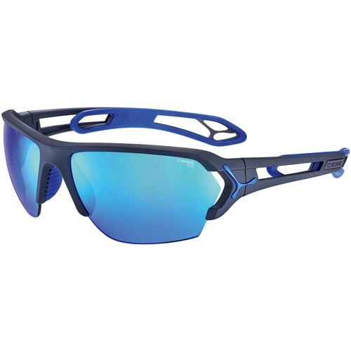 S'TRACK L MATT CIMENT BLUE  1500 Grey PC AF Blue Flash Mi...