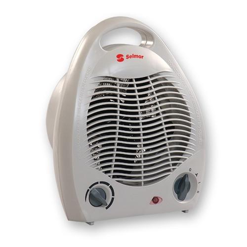 מפזר חום עם 3 מצבי הפעלה כולל 2 דרגות חום Selmor