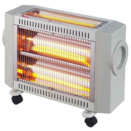 תנור חימום עוצמתי במיוחד בעל 4 גופי חימום Selmor