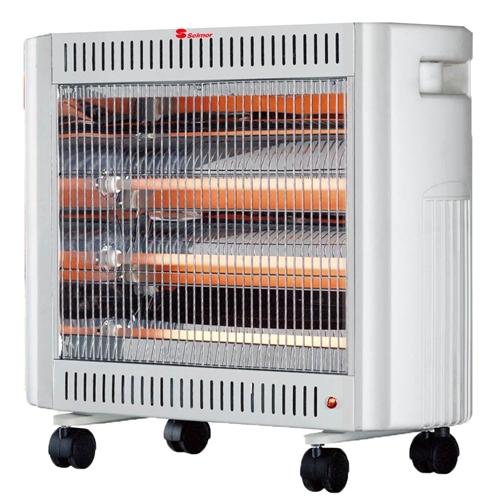 תנור חימום עוצמתי בעל 4 גופי חימום Selmor 2400W