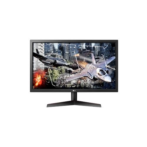 """מסך מחשב גיימינג 23.6"""" LG FULL HD 24GL600F-B"""