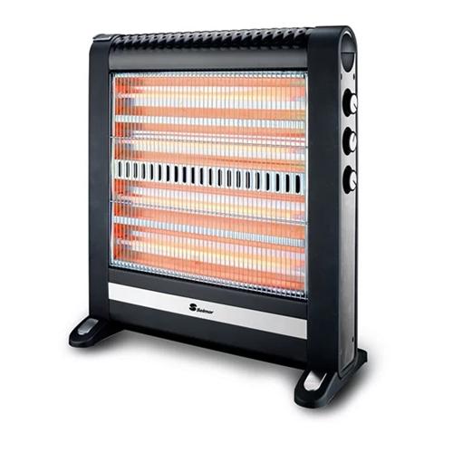 תנור קוורץ בעל 4 גופי חימום ושני מצבי הפעלה Selmor