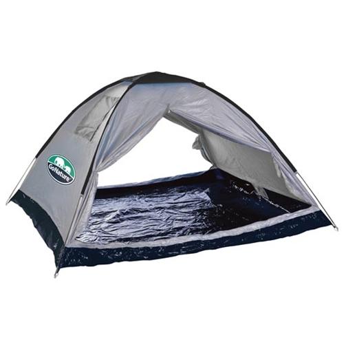 אוהל 4 אנשים איכותי דגם WIND4 מבית Go Nature