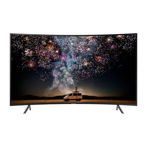 """טלוויזיה """"55 קעורה LED SMART 4K דגם 55RU7300"""