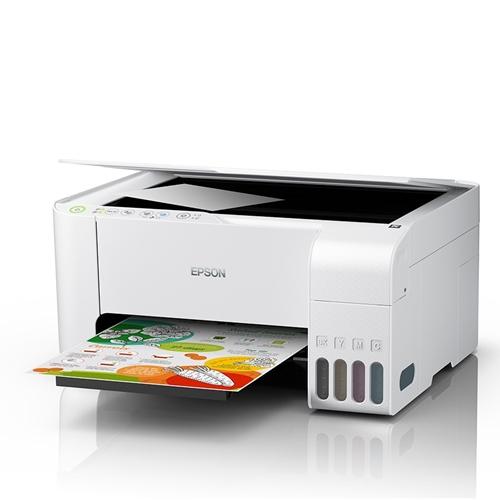 מדפסת משולבת EPSON EcoTank L3156