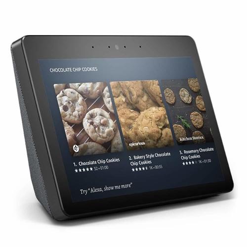 """רמקול חכם בעל מסך 10.1"""" Amazon Echo Show 2"""