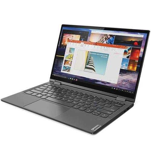 """מחשב נייד """"13.3 עם מסך מגע Lenovo Yoga C640-13"""