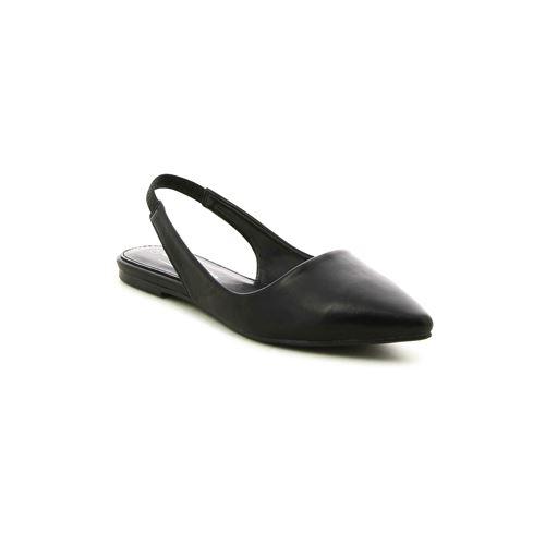 נעלי שפיץ עם רצועה אחורית