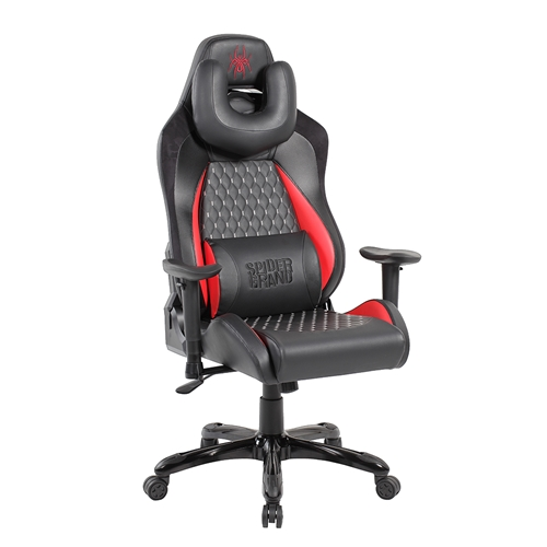 כיסא גיימרים מגה מקצועי עם ספוג אורטופדי SPIDER