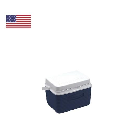 """צידנית 5 ליטר RUBBERMAID תוצרת ארה""""ב"""