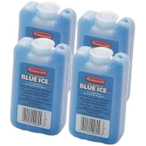 """סט 4 קרחומים RUBBERMAID תוצרת ארה""""ב 230 גרם"""