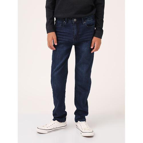 מכנס ג'ינס בייסיק לבנים