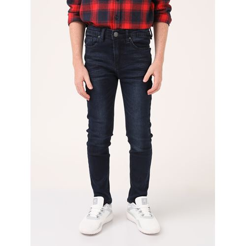 מכנס ג'ינס סקיני לבנים
