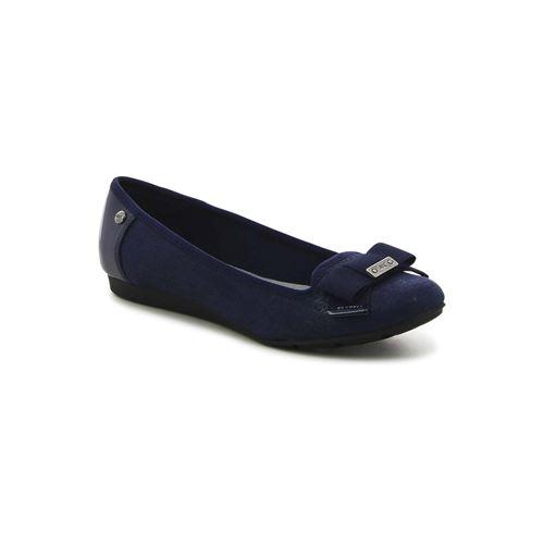 ALIVIA נעלי בובה עם פפיון מהודר