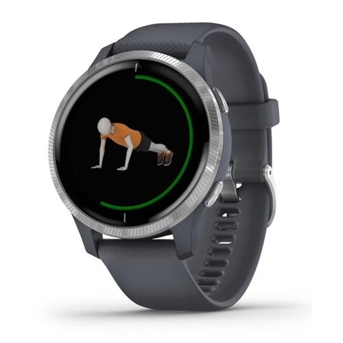 שעון ספורט חכם תצוגת AMOLED דגם Venu כחול גרניט